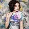 Высокая Мода – платья из обоев