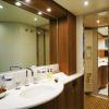 Цветовое оформление, освещение и воздух ванной комнаты