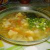 Супчик «бриз» – рецепт с фото