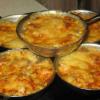 Жюльен с грибами – рецепт с фото