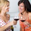 Бокал вина в день помогает похудеть