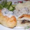 «Каштаны» из щуки – рецепт с фото